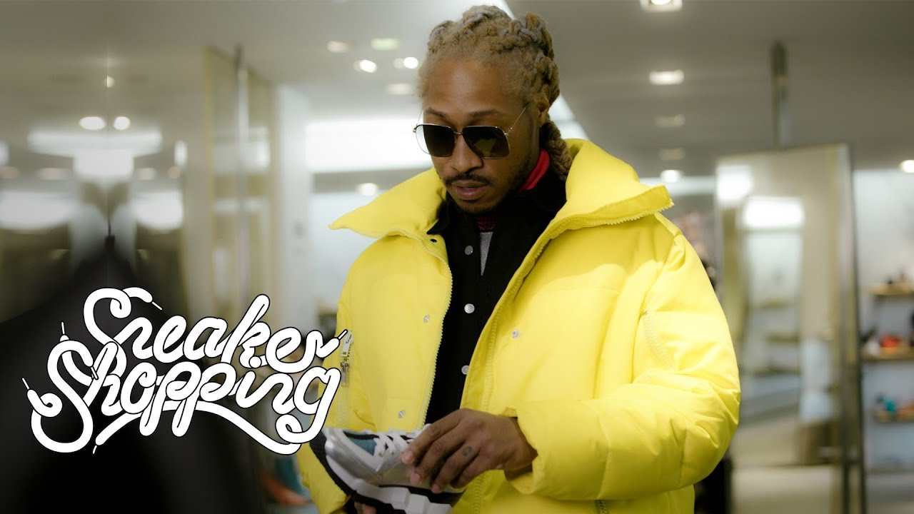 Rapper Future Claims To Spend Upwards Of $300,000 A Month On