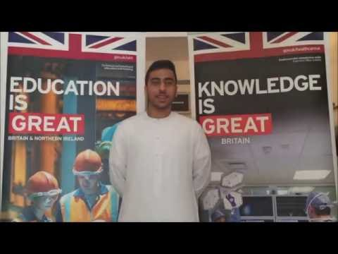 Young Emiratis talk about why they chose UK universities