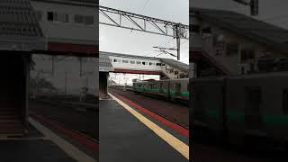 2019/7/19北海道小樽朝里車站(JR 朝里駅/あさり/Asari)(4)