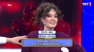 Aileler Yarışıyor 210. Bölüm / Pelin Akıl - Anıl Altan / Begüm Öner - Ceyhun Fersoy
