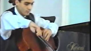 David Popper  Spinning Song Tigran Muradyan cello
