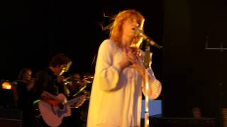 Florence And The Machine - Only love can break your heart (Concert Full HD) @ Lyon Fourvière