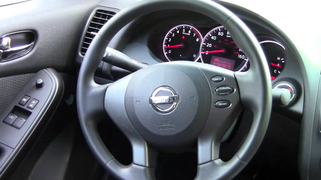 2013 Nissan Altima Coupe    Test Drive And Car Review   YouTube