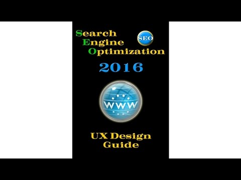 SEO 2016 UX Design eBook preview video - Web Swift SEO