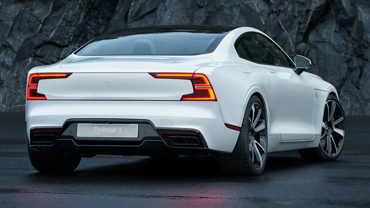 2020 volvo polestar 1  u2013 600 hp small monster