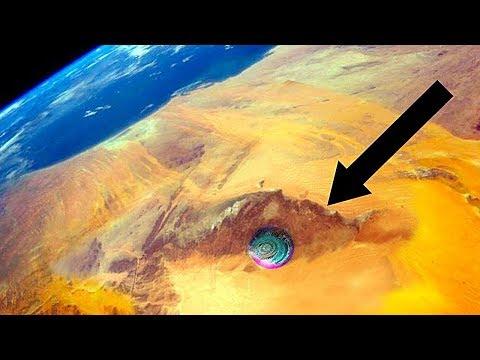 12 Самых Необычных Находок в Пустыне