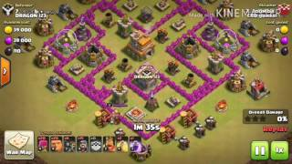CLASH OF CLANS GIWIARCH ATTACK STRATEGY FOR TH7!!!