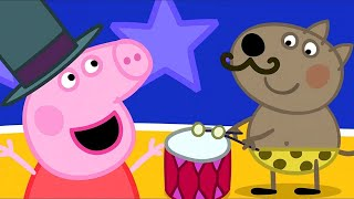 Peppa Pig Full Episodes | Halloween Special 🎃 - Peppa's Circus | Cartoons for Children