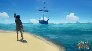 FLOTHAR ZOSTAWIŁ MNIE NA BEZLUDNEJ WYSPIE (Sea of Thieves #4)