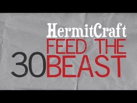 HermitCraft Feed The Beast: Episode 30 - Fix My Farm!