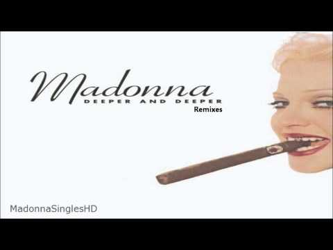 Madonna - Deeper And Deeper (Shep's Fierce Deeper Dub)