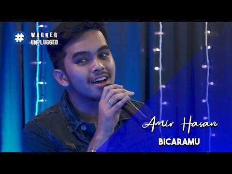 #WarnerUnplugged | Amir Hasan - Bicaramu