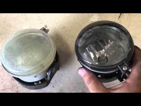 Headlight Foglight Replacement Dodge Charger