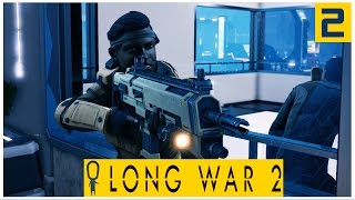 LONG WAR 2 - Extract the VIP at 119% Infiltration - Let