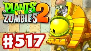 Plants vs. Zombies 2 - Gameplay Walkthrough Part 517 - Zombot Sphinxinator 2.0! (iOS)