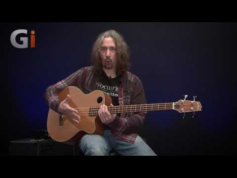 Boulder Creek EBR3-N4 Acoustic Bass Guitar Review