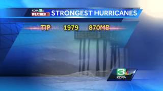 Dirk breaks down strength of Hurricane Patricia set to hit Mexico