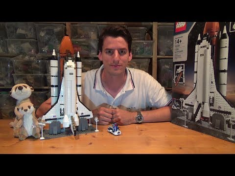 LEGO® Sculptures 10231 - Shuttle Expedition