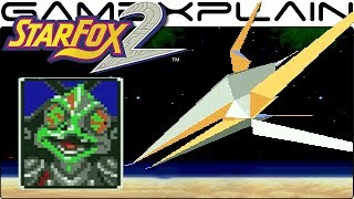 Star Fox 2 - Star Wolf Dogfight Gameplay (Super NES Classic Edition)