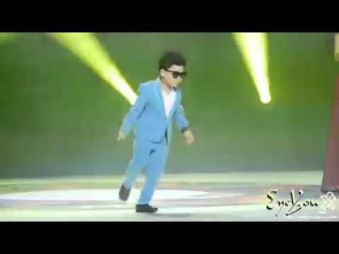 Open Gannam Star Little Boy Dance