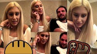 Tο live της Βίβιαν με τον φούρναρη | Power of Love |Elinaki TV