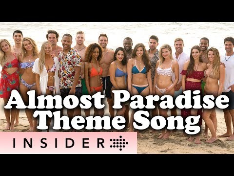 Bachelor In Paradise Season 5 Theme Song| The Bachelor Insider