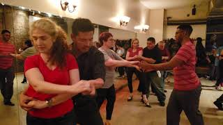 On2 Salsa Class In Action at Salsa Salsa Dance Studio