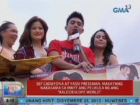 sef cadayona and yassi pressman relationship poems