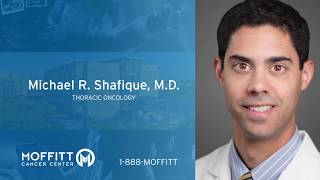 Michael Shafique, MD - Thoracic Oncology