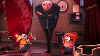 Ich – Einfach unverbesserlich 2 – Lustiger Bee-Do-Clip mit den Minions – Trailer | HD
