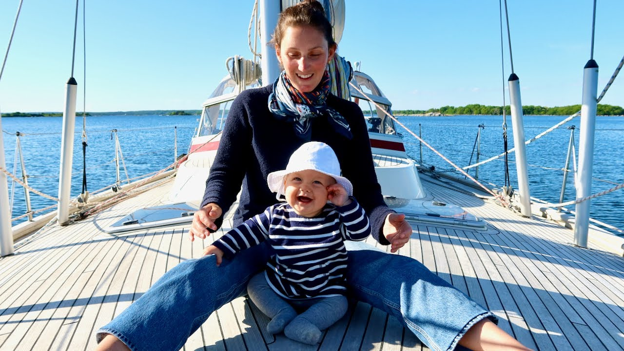 Our CRUISING LIFE In The SWEDISH ARCHIPELAGO - Ep. 209 RAN Sailing