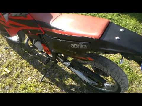Aprillia mx 50cc supermoto