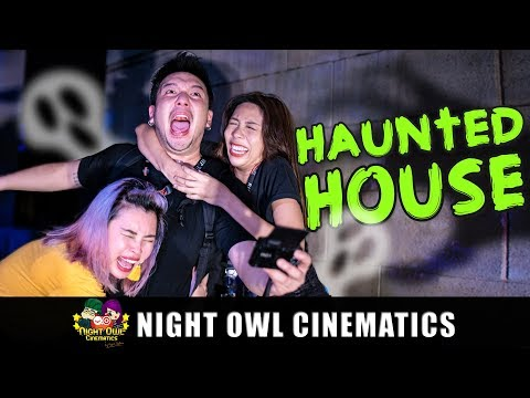 NOC Visits A Haunted House!!!