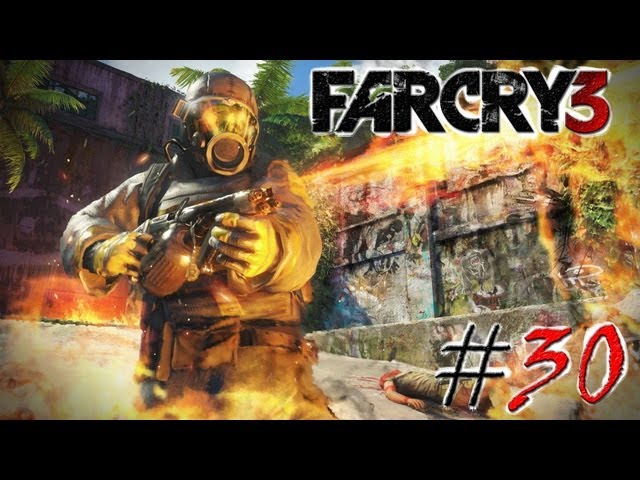 Смотреть прохождение игры Far Cry 3. Серия 30 - Абонент Хойт не доступен.