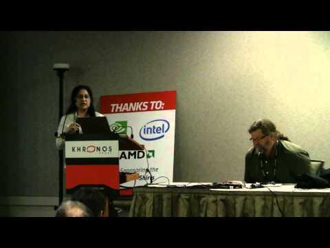 SC11 OpenCL BOF - Tasneem Brutch, Samsung