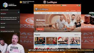LIVE CASINO GAMES - type !feature for chance to win free €€€ 🥰🥰 (18/03/20)