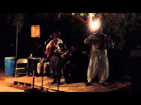 CTG Rancho Rio Grande - Behind the Scenes - Canto Alegretense 2012