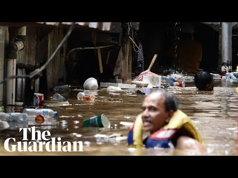 Indonesia recovers after severe flash floods sweep away homes in Jakarta