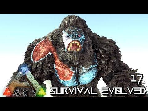 ARK: Survival Evolved - GIGANOTOSAURUS & BASE DEFENSE