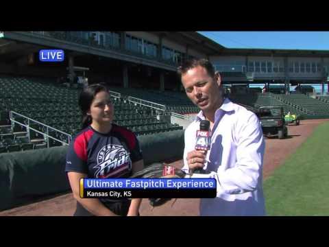 Hitting tips from Softball Star Lauren Chamberlain