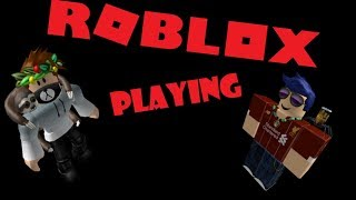 Playing Roblox - K.Y Productions (w/ArdaGaming1212)