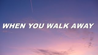 5sos when you walk away