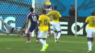Resumen Colombia Vs Japón Mundial Brasil 2014