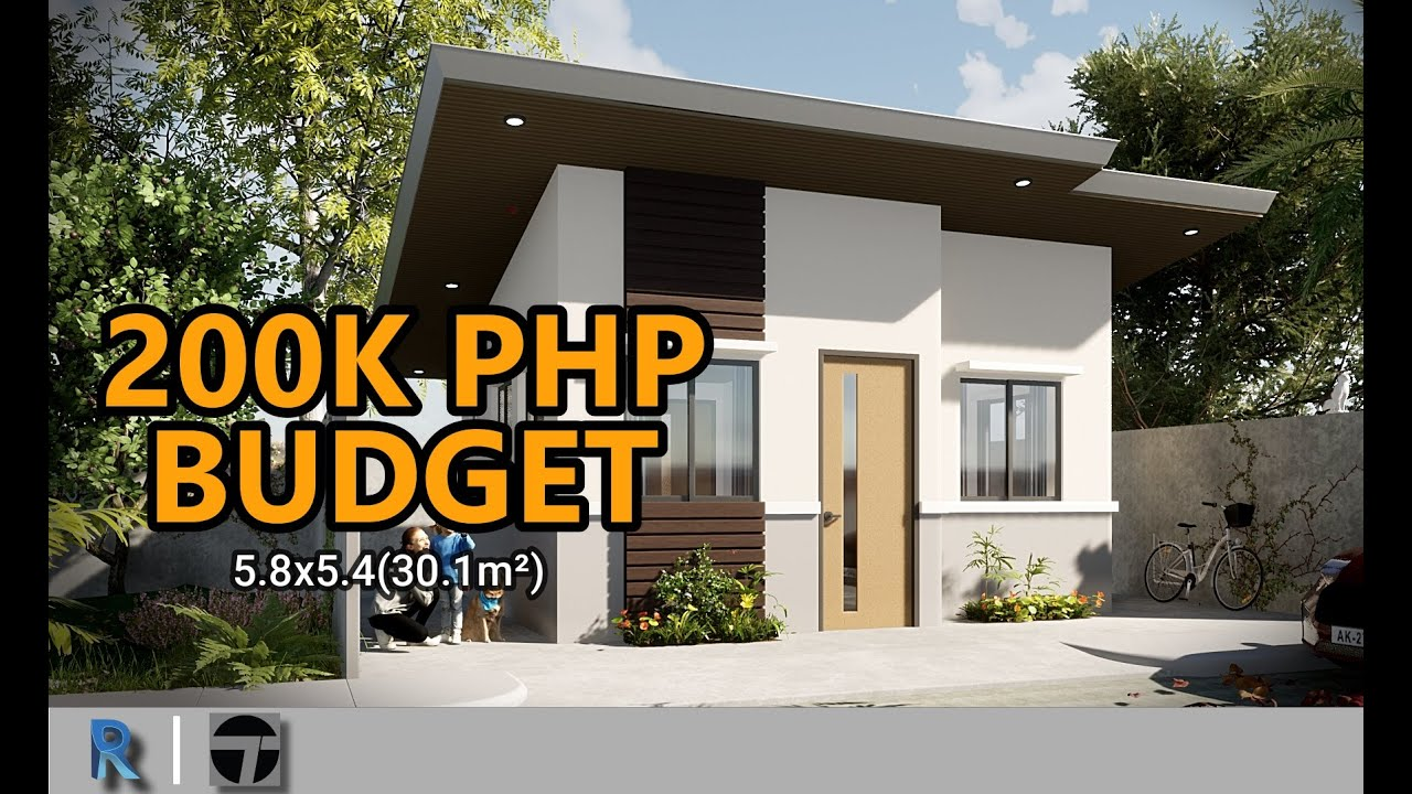 Small House Design 200k Budget Youtube