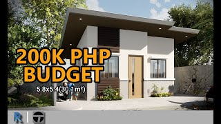 Small House Design ₱200K Budget YouTube