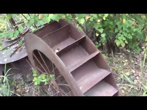 видео: Своя мини ГЭС