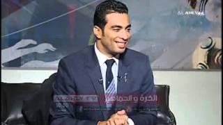 """شادى محمد يكشف سر مقوله """"ابو سمره"""" لـ محمود سمير عثمان"""
