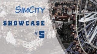 SimCity Mayor Showcase #5 - German Amusement City