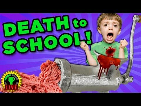 I HATE CHILDREN! | Kindergarten (Part 2)