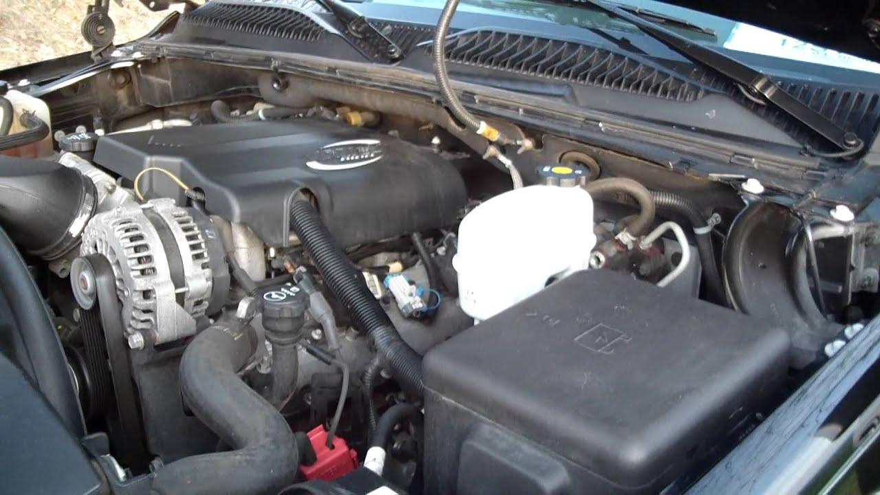 2005 Gmc Drive Terrain Parts For Sale 8 1 Vortec Engine